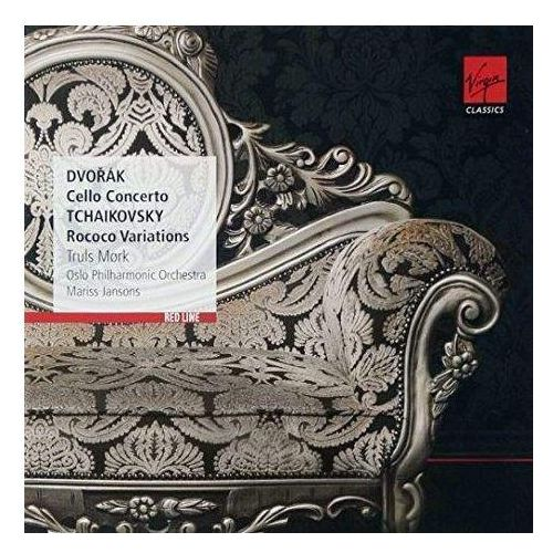 Warner music Mork, jansons, london philharmonic - red line - cello concerto / rococo variations / (5099973529729)