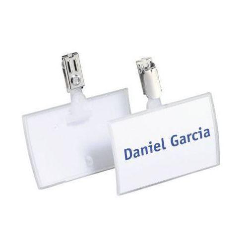 Identyfikator click fold z klipem - x04824a marki Durable