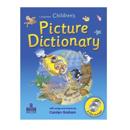 Longman Children's Picture Dictionary Plus Cd-Rom [Słownik Plus Cd-Rom] (2002)