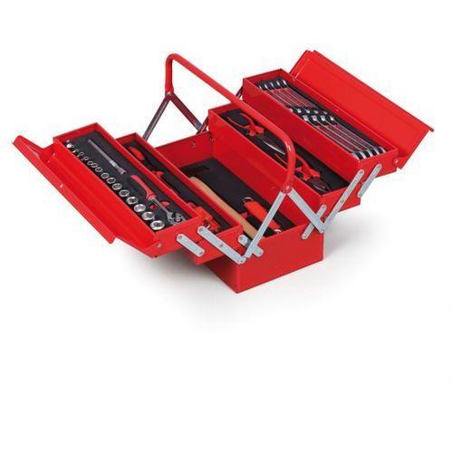 B2b partner Skrzynka na narzędzia z wyposażeniem, 205x404x202 mm