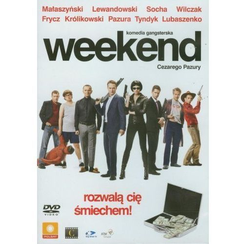 Weekend - Lesław Kaźmierczak, 57833802793DV (192230)