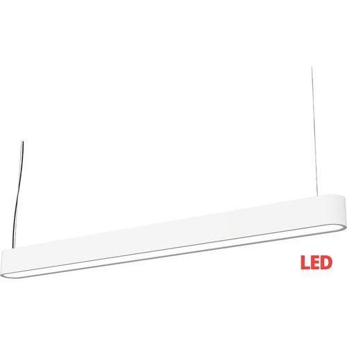 Lampa wisząca soft 1 x 18 w t8 white 120 cm marki Nowodvorski