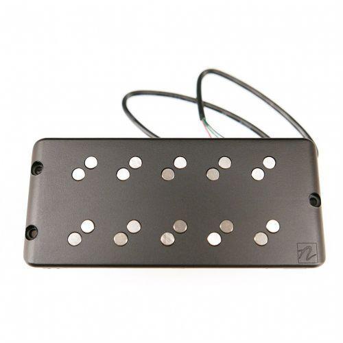 Nordstrand BigMan 5, 2 Single Coil Pickups in Music Man Cover - 5 Strings, Bridge przetwornik do gitary