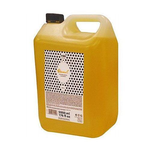 salon vitamin c shampoo, witaminowy szampon ochronny do włosów 5000ml marki Mila