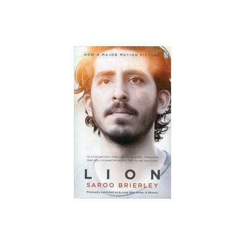 Lion A Long Way Home - Brierley Saroo, Brierly Saroo