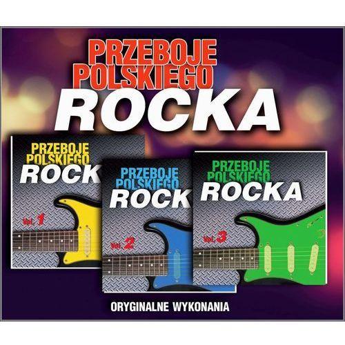 Przeboje Polskiego Rocka (CD) - Various Artists DARMOWA DOSTAWA KIOSK RUCHU (5908279354259)