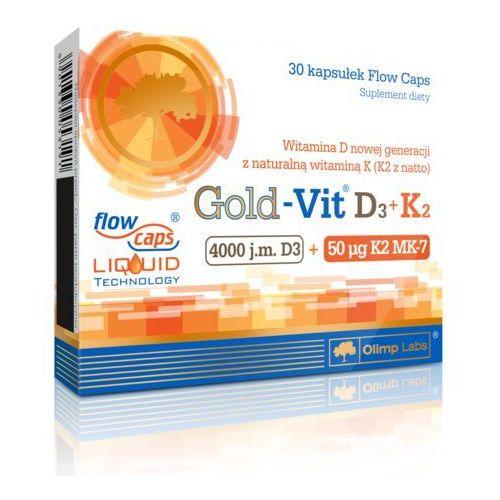 Olimp gold-vit® d3+k2 30 kaps