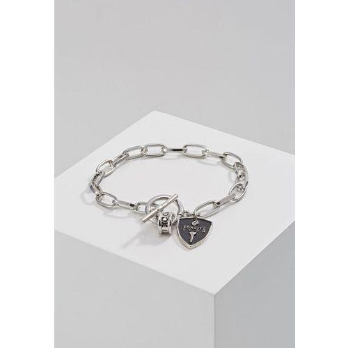 Icon Brand PREMIUM EGALITE TAG Bransoletka silvercoloured