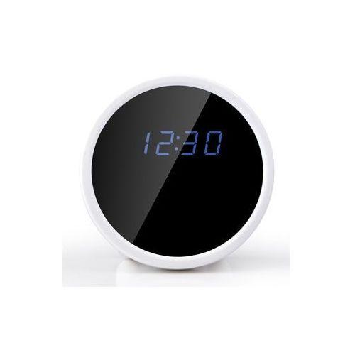Nais-net Zegar budzik z mini kamerą szpiegowską wifi