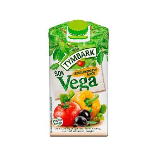 500ml vega śródziemnomorski ogród sok z warzyw i owoców marki Tymbark