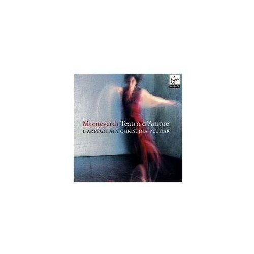 Muzyka Christina pluhar, philippe jaroussky - teatro d amore + darmowa dostawa na wszystko do 10.09.2013! (5099923614024)