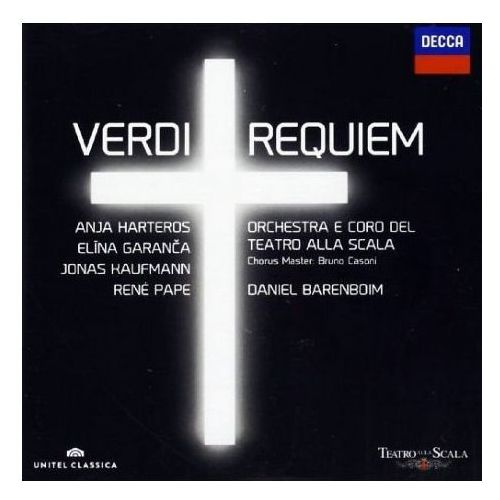 Universal music / decca Jonas kaufmann - verdi requiem (0028947852452)