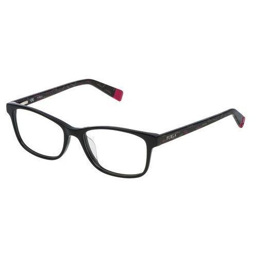 Okulary Furla VFU 076 0700
