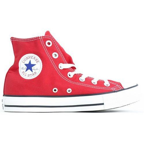 buty CONVERSE - Chuck Taylor Classic Colors Red Hi (RED), kolor czerwony