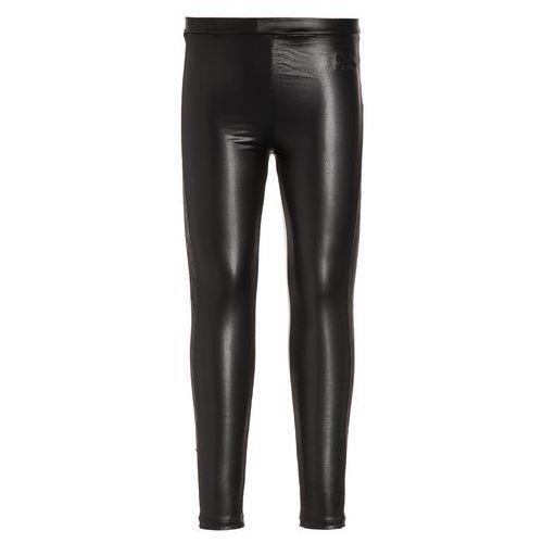 Retour Jeans FIEN Legginsy black z kategorii legginsy dla dzieci
