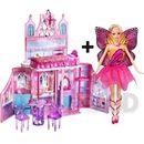 Produkt Mattel Barbie Bajeczny Domek + Lalka Barbie Mariposa