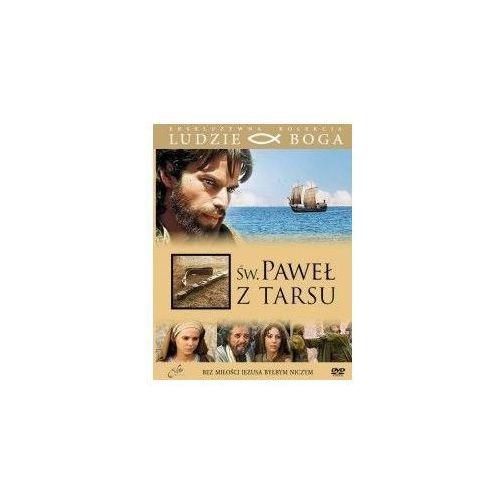 Św. paweł z tarsu + film dvd marki Praca zbiorowa