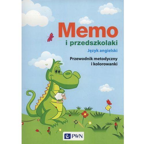 Memo i przedszkolaki Język angielski Materiały dla nauczyciela (120 str.)
