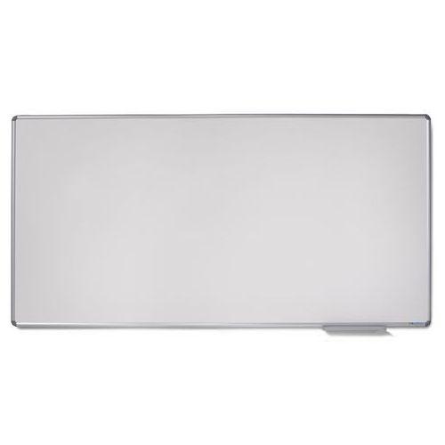 Tablica ścienna Design, emaliowana na biało, szer. x wys. 2000x1000 mm. Powierzc