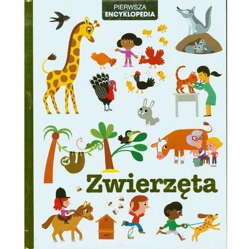 Pierwsza encyklopedia. Zwierzęta (9788328018761)
