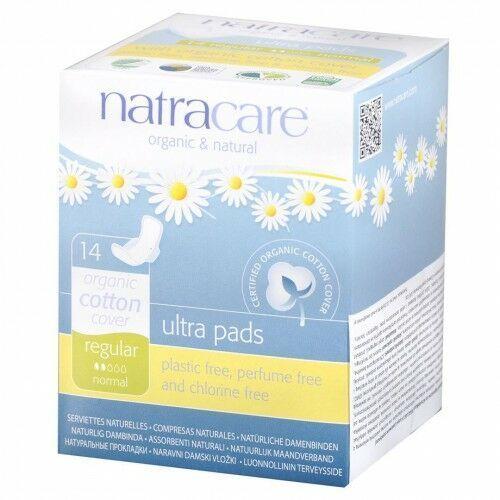 Promki24.com Natracare - podpaski higieniczne ze skrzydełkami regular