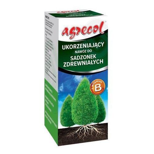 Agrecol Nawóz ukorzeniający do sadzonek zdrewniałych 30 ml (5902341004561)
