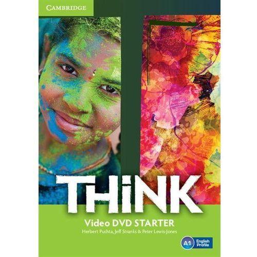 Think Starter Video DVD (Płyta DVD) (9781107586383)