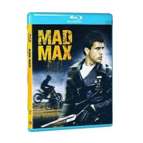 Mad Max (Blu-Ray) - George Miller DARMOWA DOSTAWA KIOSK RUCHU (7321999325824)