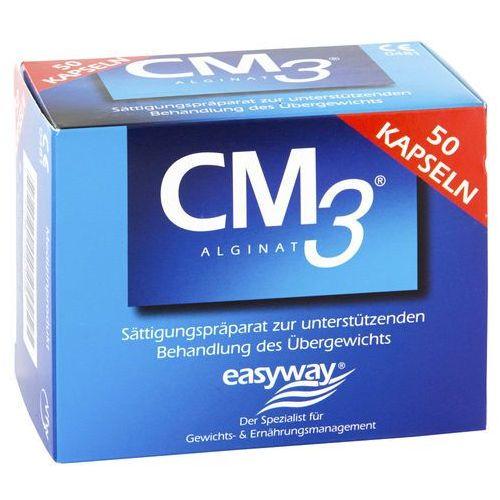 CM3 Alginat kapsułki 50 szt. (zwiększanie masy)