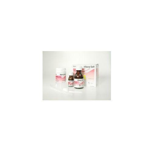 Zhermack Villacryl soft proszek 60 g+płyn 40 ml+lakier 10 ml