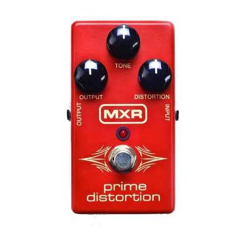 Mxr m69 prime distortion efekt gitarowy