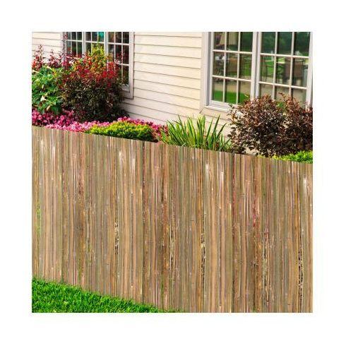 Ogrodzenie bambusowe 150 x 400 cm ze sklepu VidaXL