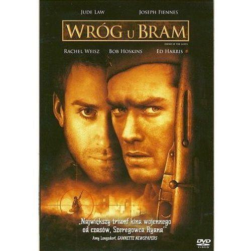 Wróg u bram (DVD) - Jean Jacques Annaud DARMOWA DOSTAWA KIOSK RUCHU (5903570127861)