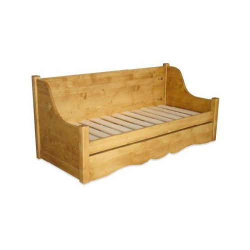 Sofa z drewna świerkowego Mexicana 4, produkt marki Gowood