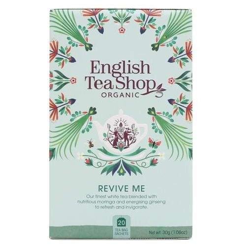 Herbata Revive Me 20x1,5g BIO 30 g English Tea Shop