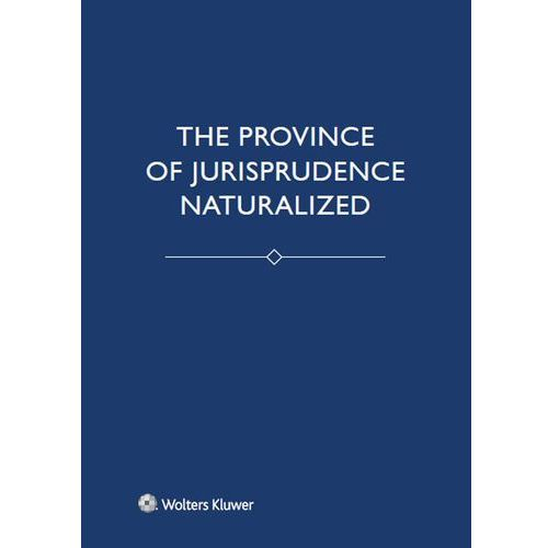 The Province of Jurisprudence Naturalized, WOLTERS KLUWER