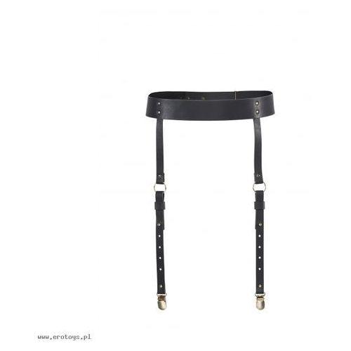 Bijoux Indiscrets - MAZE Suspender Belt Black (8436562011253)
