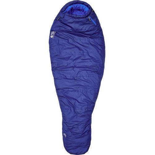 Mountain Hardwear Lamina Z Torch Śpiwór niebieski prawe 2018 Śpiwory syntetyczne