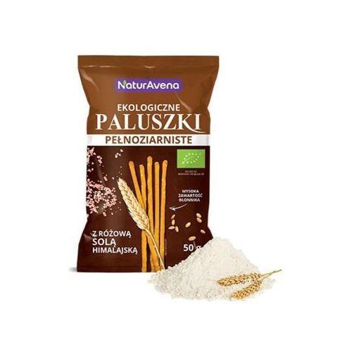 Naturavena Paluszki pełnoziarniste z solą himalajską bio (5902367406196)