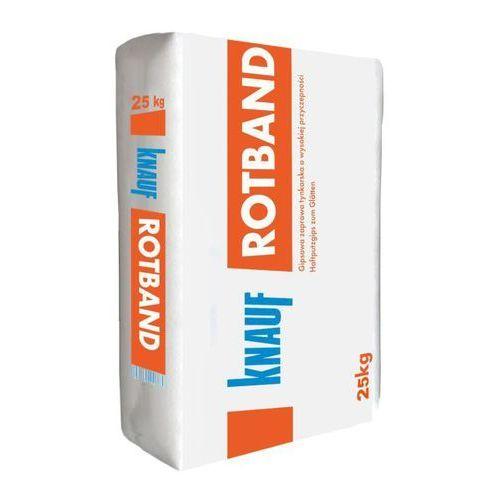 Tynk  rotband 25 kg marki Knauf