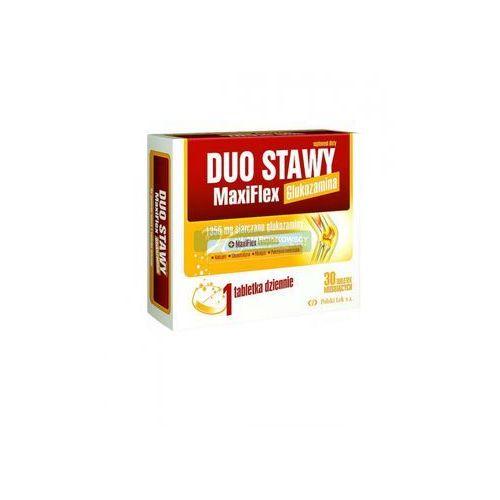 Duo Stawy MaxiFlex Glukozamina tabl.mus. 0,135 g 30 tabl. (2 blist.po 15 szt.), postać leku: tabletki