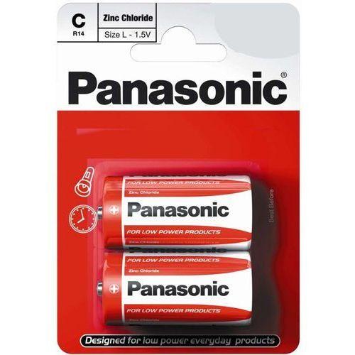 PANASONIC BATERIA R14 zwykła