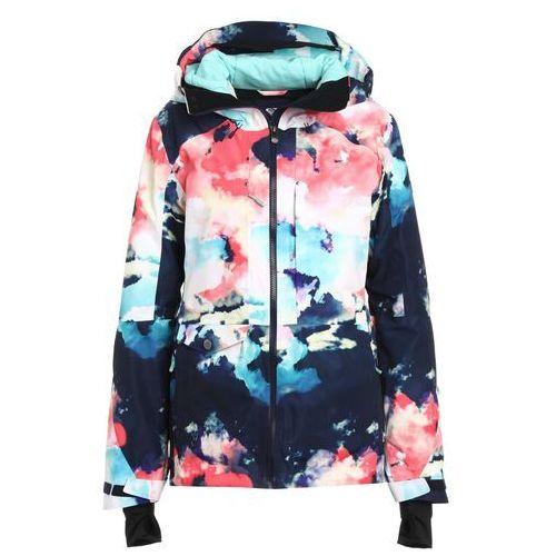 Roxy ESSENCE Kurtka snowboardowa neon grapefruit/cloud nine (3613372727252)