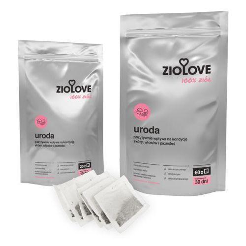 uroda - herbatka ziołowa marki Ziolove