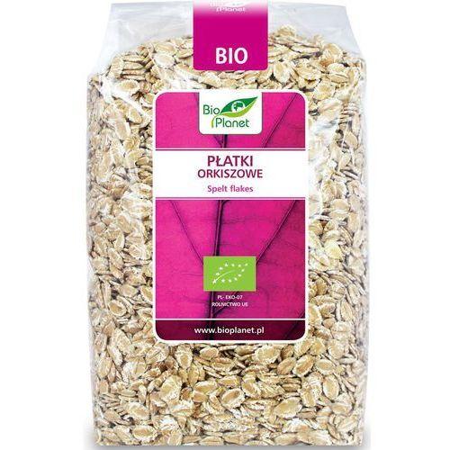 Bio planet : płatki orkiszowe bio - 600 g (5907814664860)