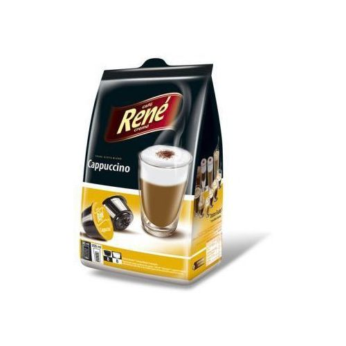Rene cappuccino dolce gusto 16 kapsułek (5902480014261)