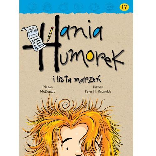 Hania Humorek i lista marzeń - Megan McDonald, Megan McDonald
