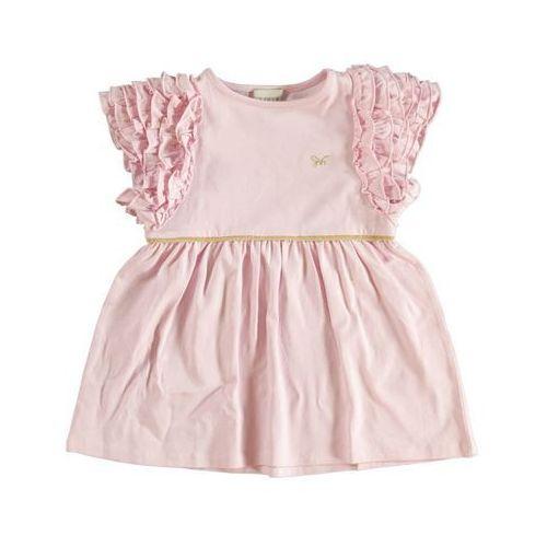 LIVLY Sukienka LIV różowa (sukienka dziecięca)