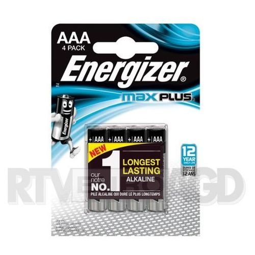 Energizer AAA Max Plus (4 szt.)