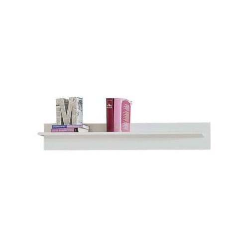 Biała półka wisząca Ida 2, produkt marki Clarion